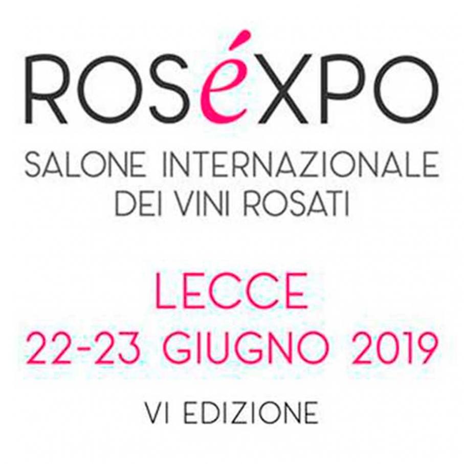 VI Salone Internazionale dei Vini Rosati Rosèxpo