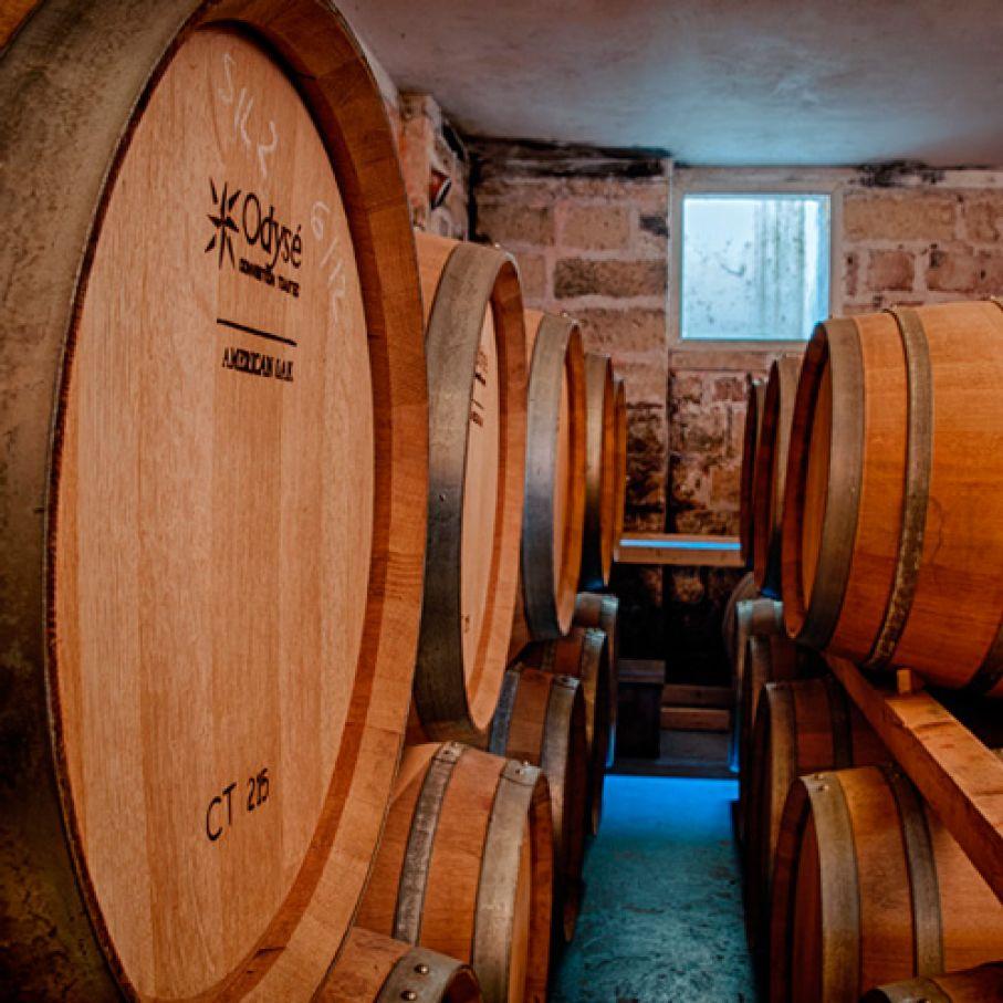 Barrel's room